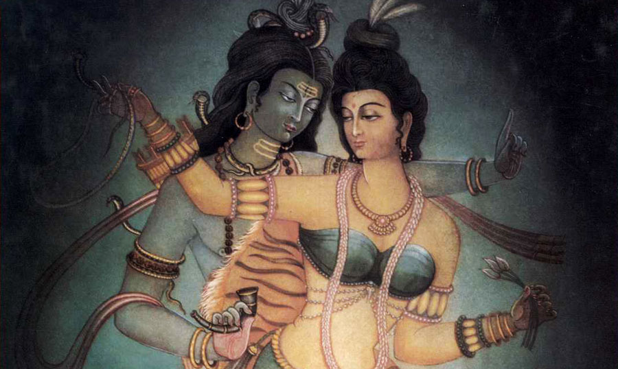 Shiva en Deva