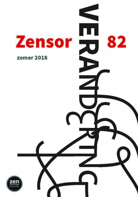 Zensor 82 - zomer 2018